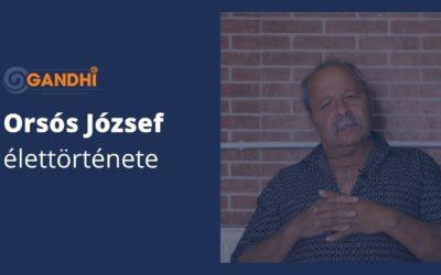 Orsós József élettörténete